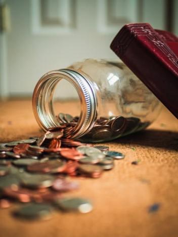 Money jar image Josh Appel Unsplash